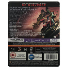 Load image into Gallery viewer, Batman And Harley Quinn Blu-Ray Steelbook - Very Light Scratch