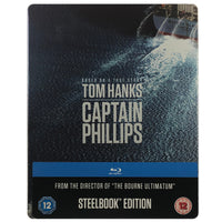 Captain Phillips Steelbook Blu-Ray - Small Dent