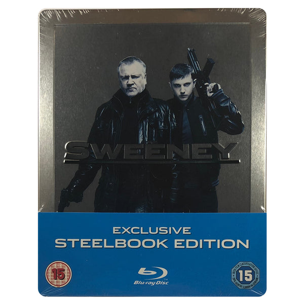 The Sweeney Blu-Ray Steelbook