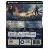 Captain America: The Winter Soldier 4K Steelbook