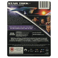 Star Trek VII Generations Blu-Ray Steelbook