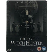 Load image into Gallery viewer, The Last Witch Hunter Blu-Ray Steelbook