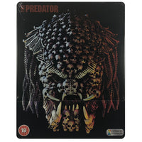 The Predator 4K Steelbook
