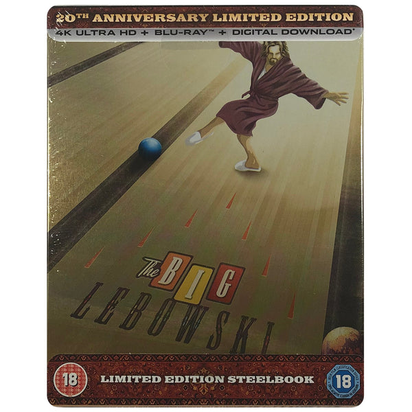 The Big Lebowski 4K Steelbook