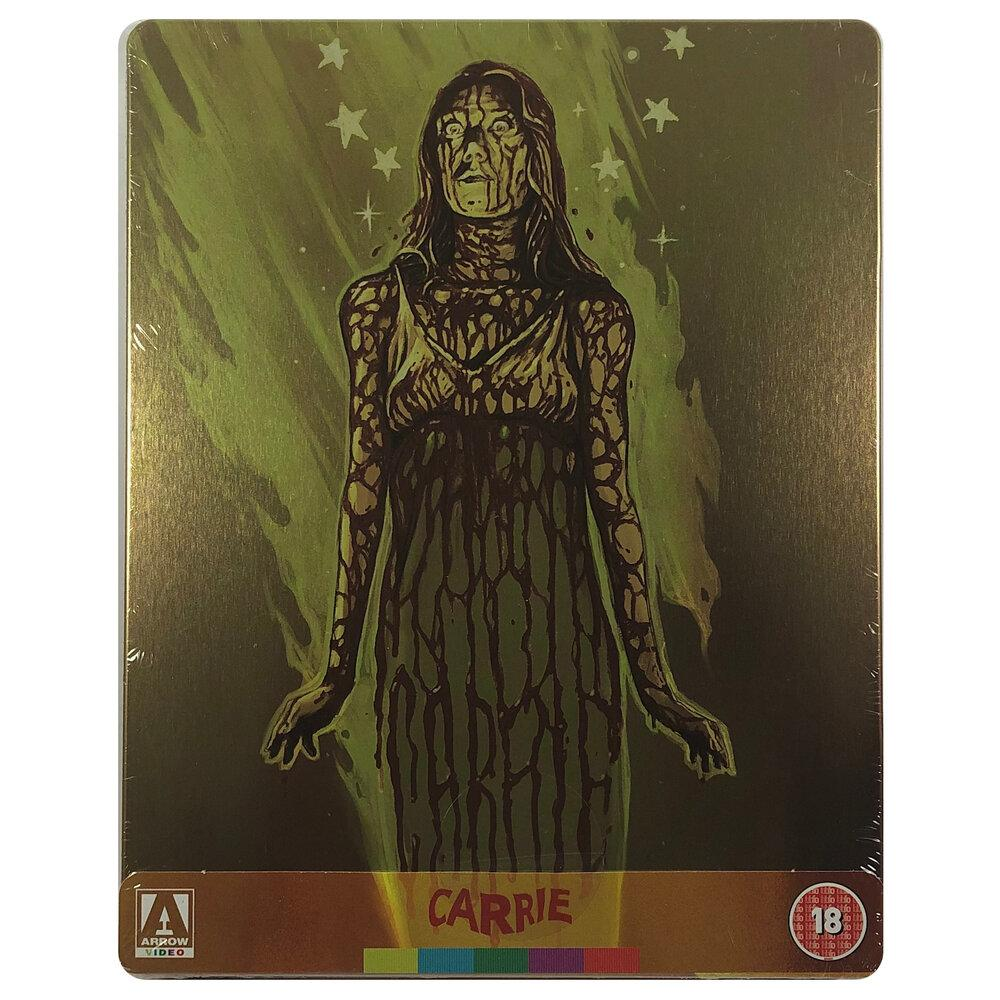 Carrie Blu-Ray Steelbook
