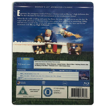 Load image into Gallery viewer, Chicken Little Blu-Ray Steelbook