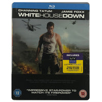 White House Down Blu-Ray Steelbook