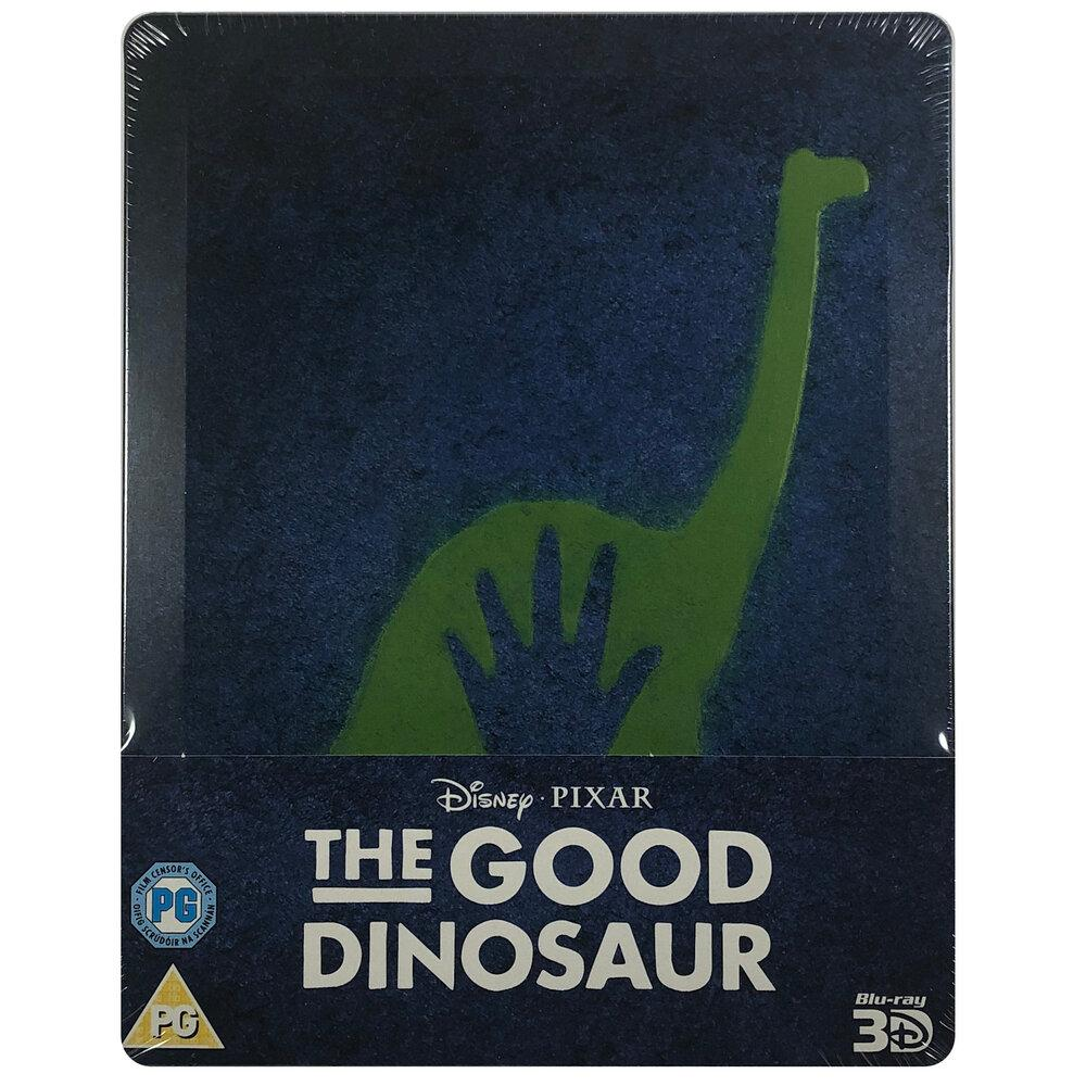 The Good Dinosaur 3D Blu-Ray Steelbook