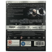 The Dark Knight Rises 4K Film Book