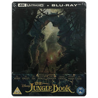 The Jungle Book (Live Action) 4K Steelbook