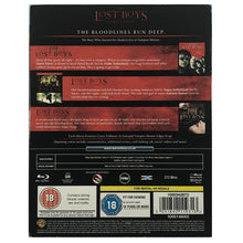 Load image into Gallery viewer, The Lost Boys Trilogy Blu-Ray Box Set