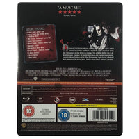 Sweeney Todd Blu-Ray Steelbook