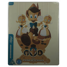 Load image into Gallery viewer, Pinocchio Mondo X Blu-Ray Steelbook