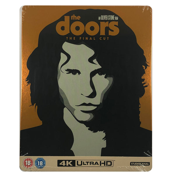 The Doors: The Final Cut 4K Steelbook