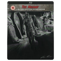 The Mummy (Alex Ross Collection) Blu-Ray Steelbook