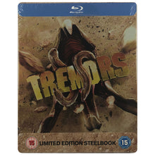 Load image into Gallery viewer, Tremors Blu-Ray Steelbook