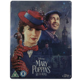 Mary Poppins Returns Blu-Ray Steelbook
