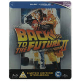 Back To The Future Part 2 Blu-Ray Steelbook