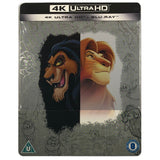 The Lion King (Animated) 4K Steelbook