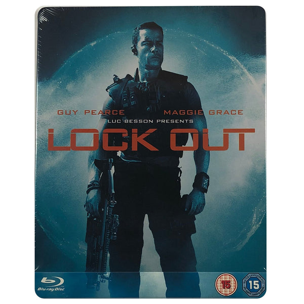Lockout Blu-Ray Steelbook