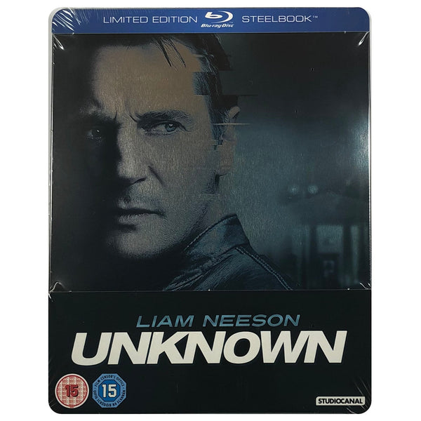 Unknown Blu-Ray Steelbook