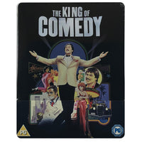 The King of Comedy Blu-Ray Steelbook
