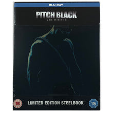 Load image into Gallery viewer, Pitch Black Blu-Ray Steelbook
