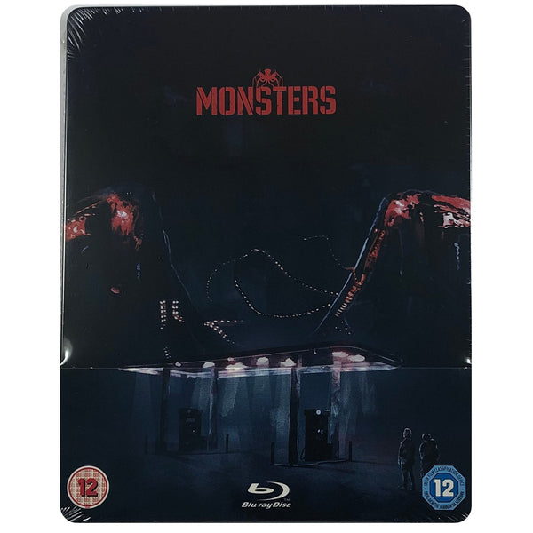 Monsters Blu-Ray Steelbook