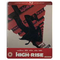 High Rise Blu-Ray Steelbook