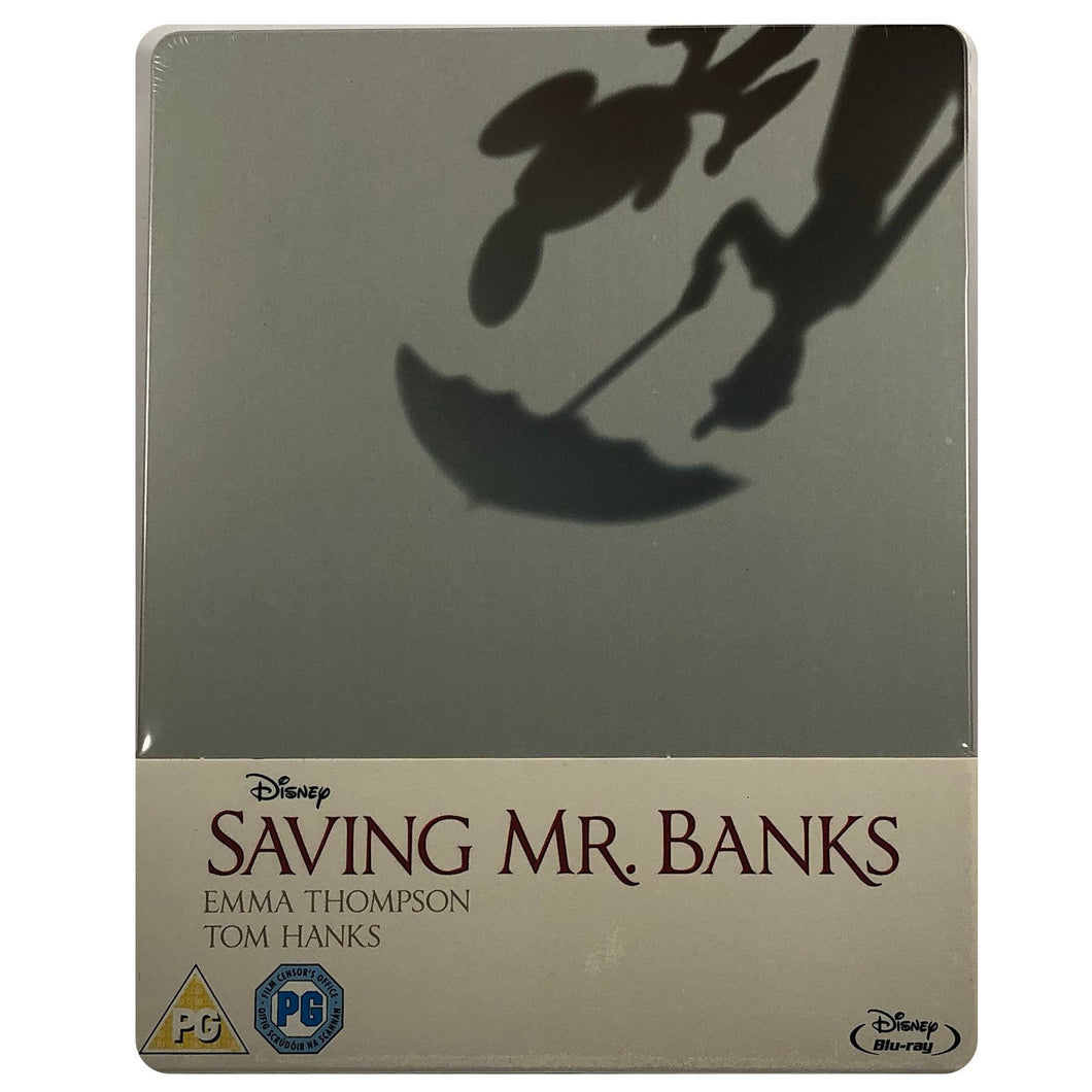 Saving Mr Banks Blu-Ray Steelbook