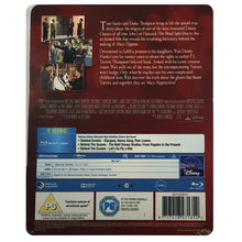 Load image into Gallery viewer, Saving Mr Banks Blu-Ray Steelbook
