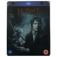 The Hobbit: An Unexpected Journey Blu-Ray Steelbook