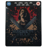 Machete Kills Blu-Ray Steelbook