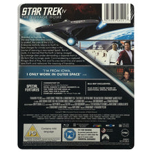 Load image into Gallery viewer, Star Trek IV: The Voyage Home Blu-Ray Steelbook