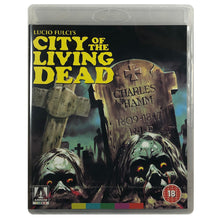 Load image into Gallery viewer, City of the Living Dead Blu-Ray