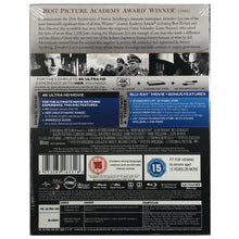 Load image into Gallery viewer, Schindler's List 25th Anniversary 4K 3-Disc Box Set