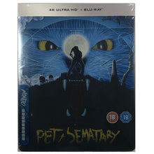 Load image into Gallery viewer, Pet Sematary Mondo X 4K Steelbook