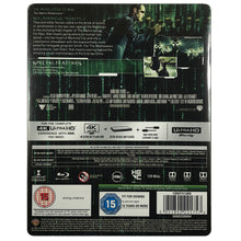 Load image into Gallery viewer, The Matrix Revolutions 4K Steelbook