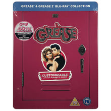 Load image into Gallery viewer, Grease 40th Anniversary Blu-Ray Steelbook