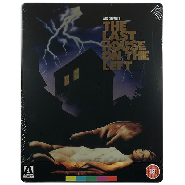 The Last House on the Left Blu-Ray Steelbook