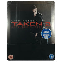 Taken 2 Blu-Ray Steelbook