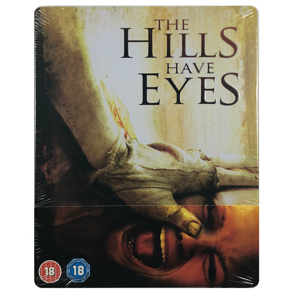 The Hills Have Eyes Blu-Ray Steel Pack