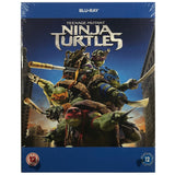 Teenage Mutant Ninja Turtles Blu-Ray Steelbook