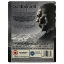 Load image into Gallery viewer, Last Knights Blu-Ray Steelbook