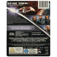 Star Trek IX : Insurrection Blu-Ray Steelbook
