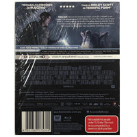 Alien Covenant Blu-Ray Steelbook