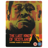 The Last King of Scotland Blu-Ray Steelbook