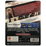 Red Sparrow Blu-Ray Steelbook
