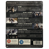 Die Hard 1-5 Collection Blu-Ray Steelbook