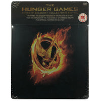 The Hunger Games Blu-Ray Steelbook